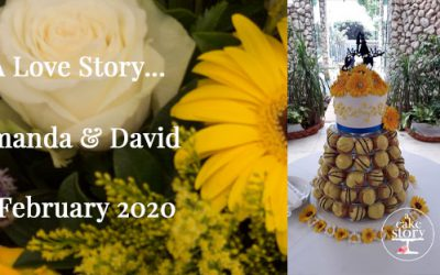 Love Story – Amanda & David