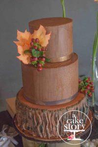 Gelukkie, Paternoster wedding, carrot semi naked cake