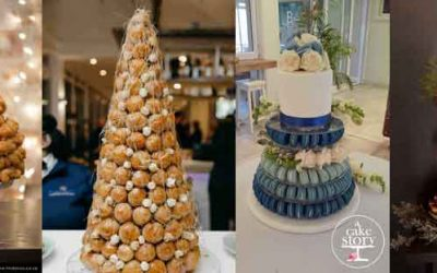 Out of the Ordinary Wedding Cakes
